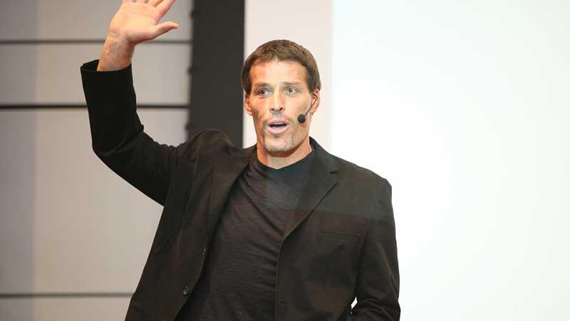 Tony Robbins Seminars