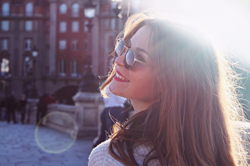 You Were Born to Be Happy, Not Perfect