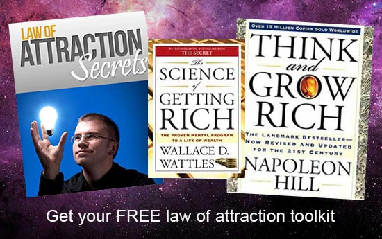 Free Law Of Attraction Toolkit